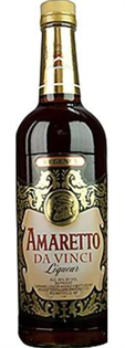 Amaretto Da Vinci Liqueur 750ml - Case of...